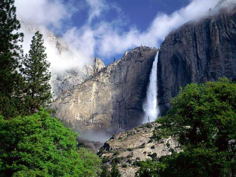 Калифорния, США, национальный парк Йосемити
