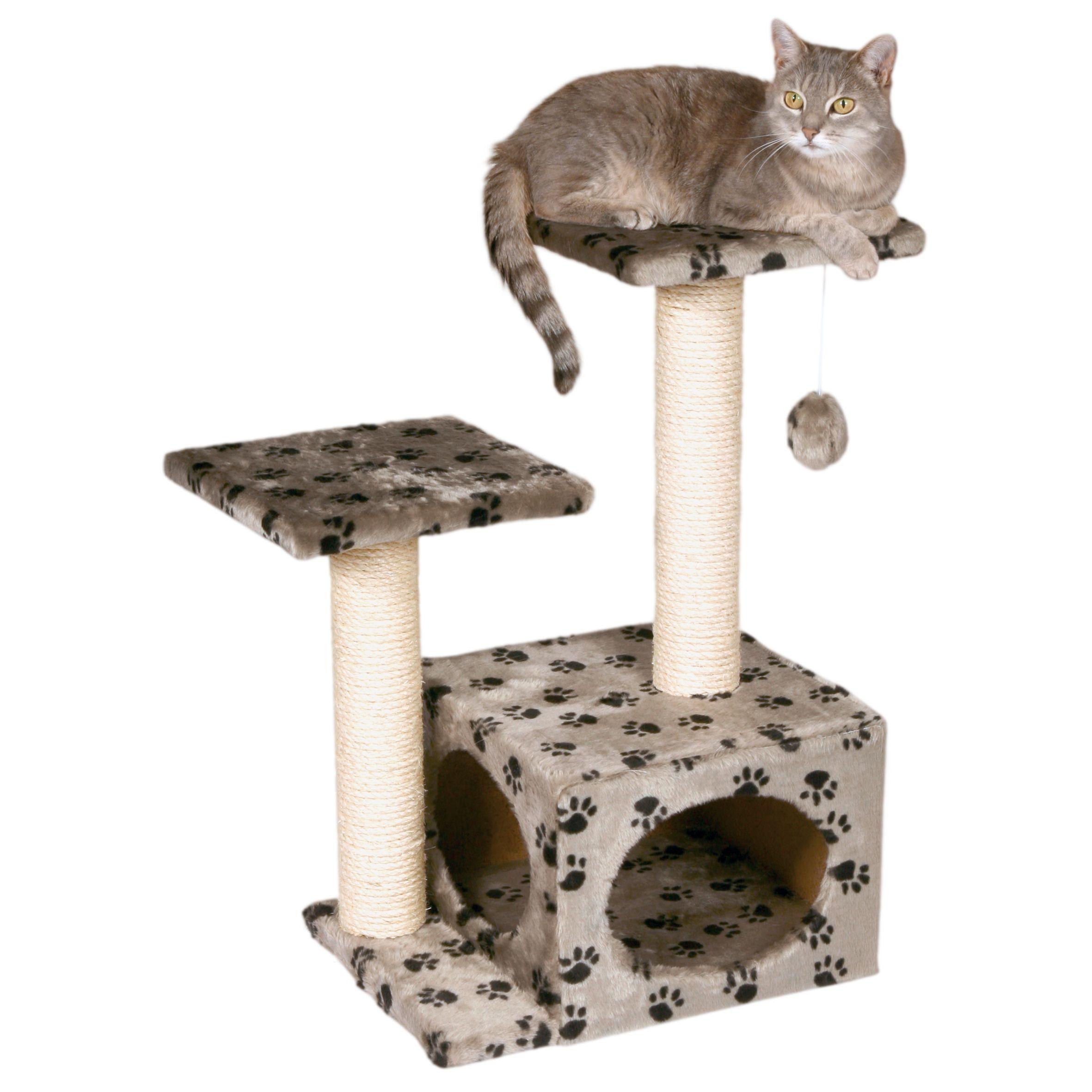 Дом для кошки своими руками с фото