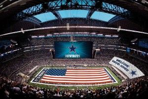 Cowboys Stadium - Dallas Cowboys - Teach Me Genealogy