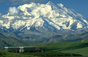 Shuttle Bus Tour Into Denali Park