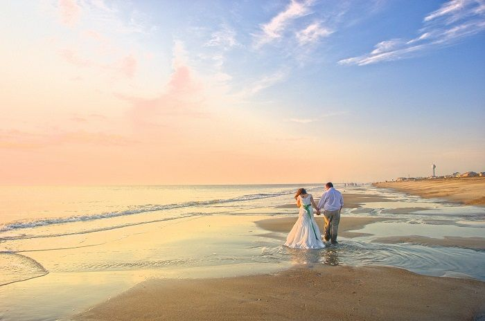 Куда можно слетать на медовый месяц недорого