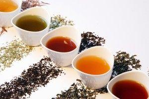какой чай пьют в америке