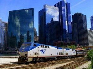 путешествие на поезде по америке