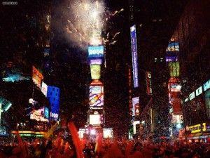 праздники в нью йорке