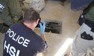 тоннель наркотоговцев