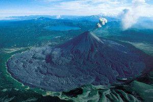 вулканы северной америки