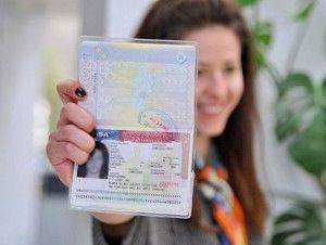 туристическая виза в Штаты