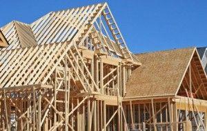 строительство частных домов в США