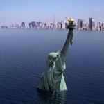 затопление Нью-Йорка
