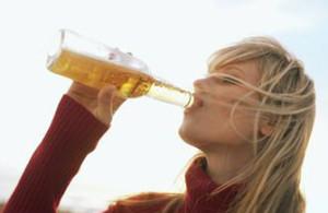 Женский алкоголизм в США