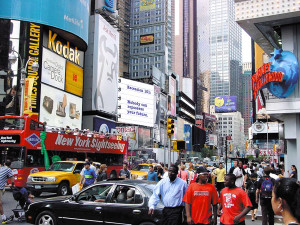 Реклама в США