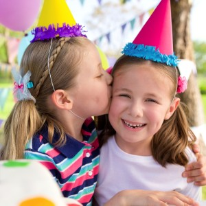 детский праздник в америке