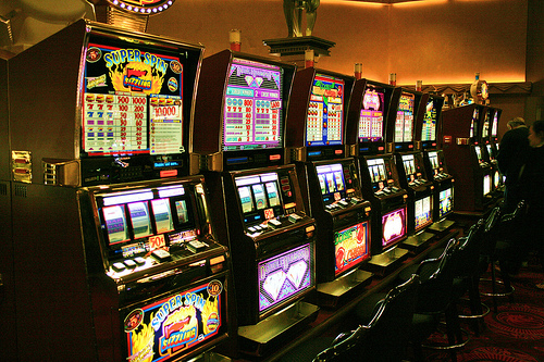 Игровые автоматы статья