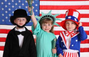 День детей в США