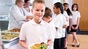 еда в школах сша