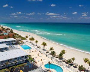пляжи южной Флориды