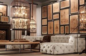 Мебель в США