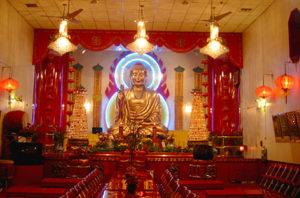 Буддийский храм Махаяны