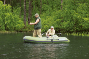 Рыбалка в США с лодки