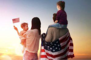 жизнь американцев