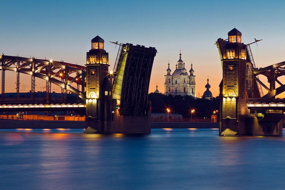 Большеохотинский мост