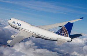 Самолетом в США