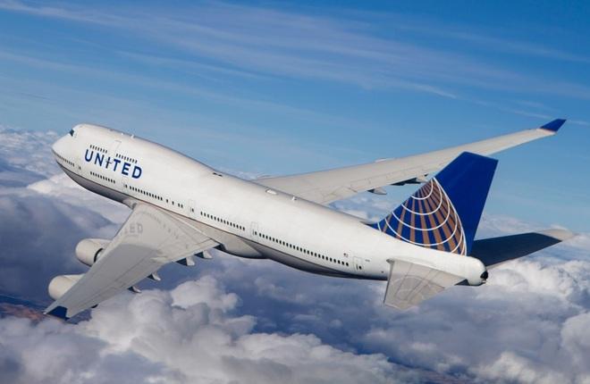 Самолет в США