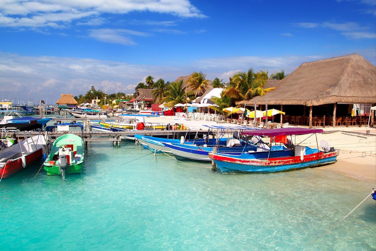 отпуск в Мексике