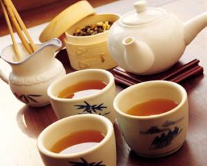 История чая в Северной Америке