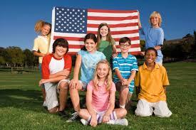 Английский для детей в США