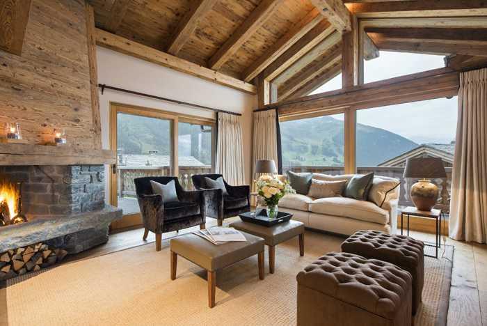 шале в Швейцарии