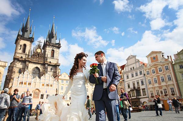 Свадебные туры в Чехию