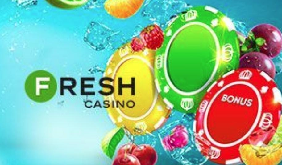 В Фреш казино играть – это масса возможностей для отличного досуга