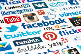 Американские социальные сети