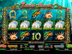 Enchanted Mermaid автомат Admiral X