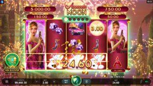 Assassin Moon в казино Рокс