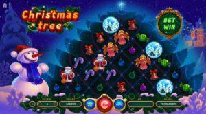 Christmas Tree в vulkan-stars