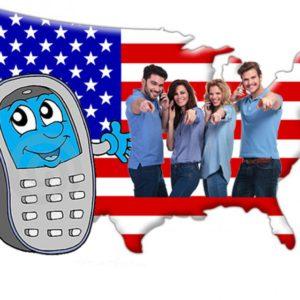 Мобильная связь для посещения США в 2021 году