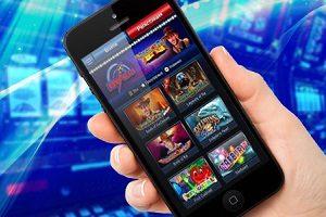 Мобильное приложение для казино