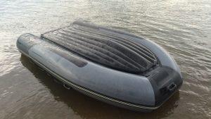 надувные лодки пвх с надувным дном